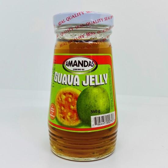 Amandas Guava Jelly -340g