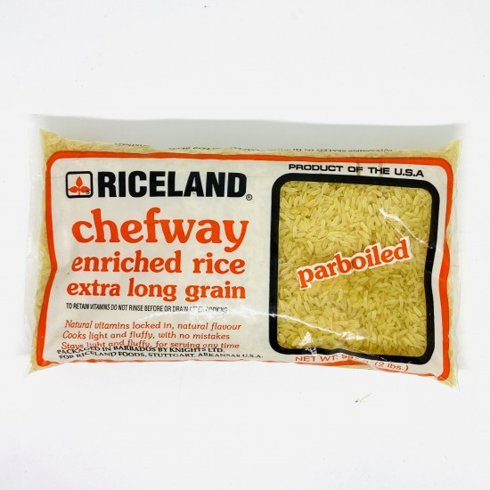 Chefway Parboiled Rice -2lb