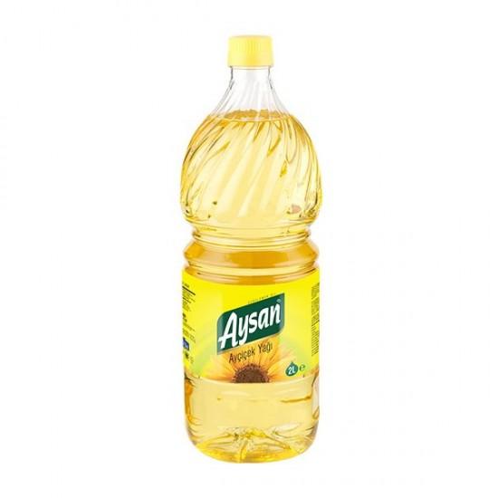 Aysan Sunflower Oil -1.8L