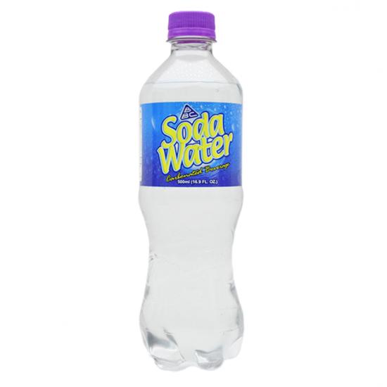 BBC Soda Water -500ml