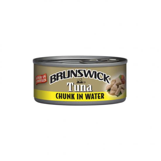 Brunswick Tuna Chunk in Water – 170g