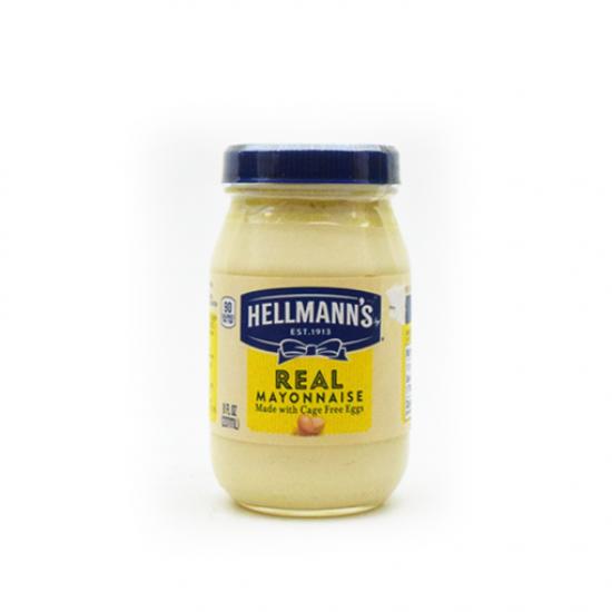 Hellmann's Mayonnaise -8oz