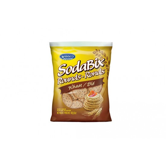 Wibisco Sodabix Rounds Wheat 142g