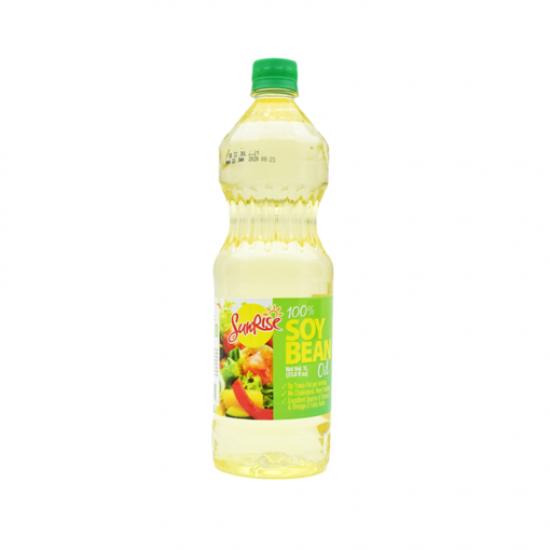 Sunrise 100% Soybean Oil –1L