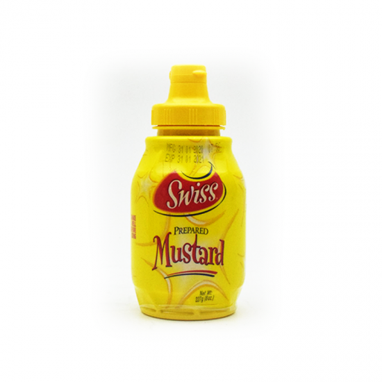 Swiss Mustard -8oz