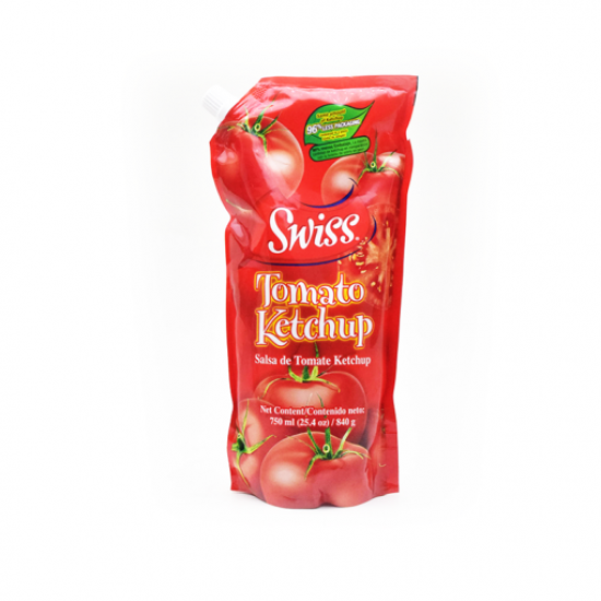 Swiss Tomato Ketchup -750ml