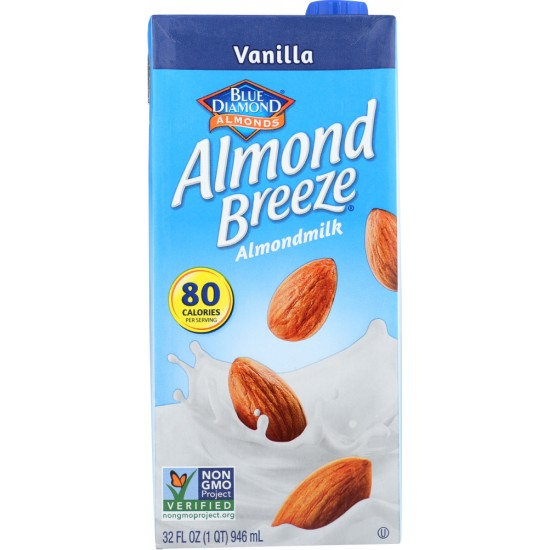 Blue Diamond Almond Breeze Vanilla 946ml
