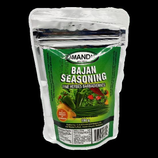 Amandas Bajan Seasoning -180g