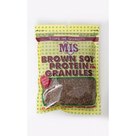 MIS Brown Soy Protein Granules -224g