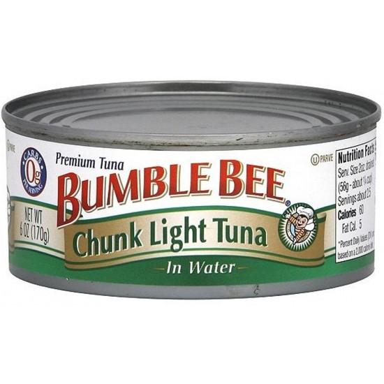 Bumble Bee Chunk Tuna In Water -142g