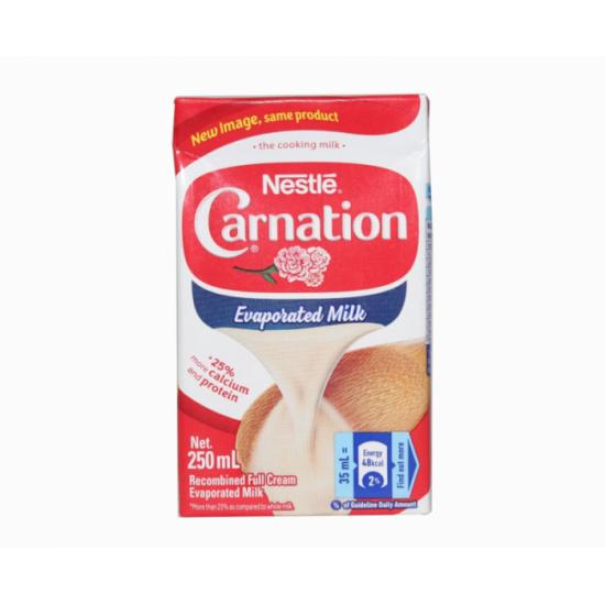 Nestle Carnation Evaporated 250ml