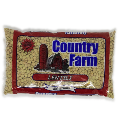 Country Farm Lentils -400g
