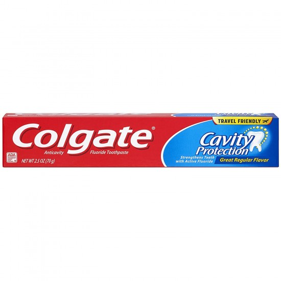 Colgate Cavity Protection 2.5oz