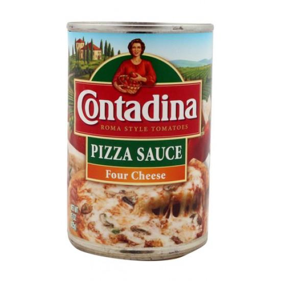 Contadina Pizza Sauce 4 Cheese -15oz