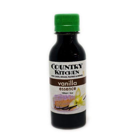 Counrty Kitchen Vanilla Essence -120ml