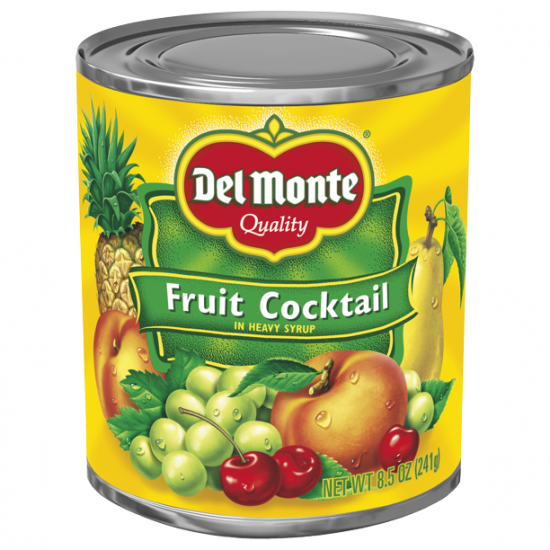 Del Monte Fruit Cocktail -8.5oz