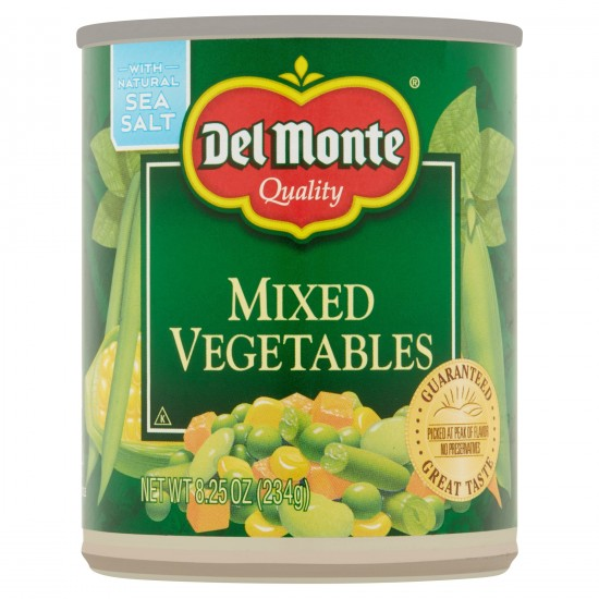 Del Monte Mixed Vegetables -234g