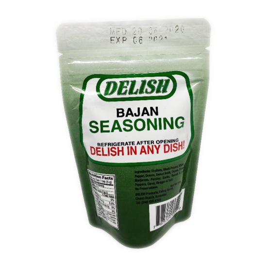 Delish Bajan Seasoning -180g