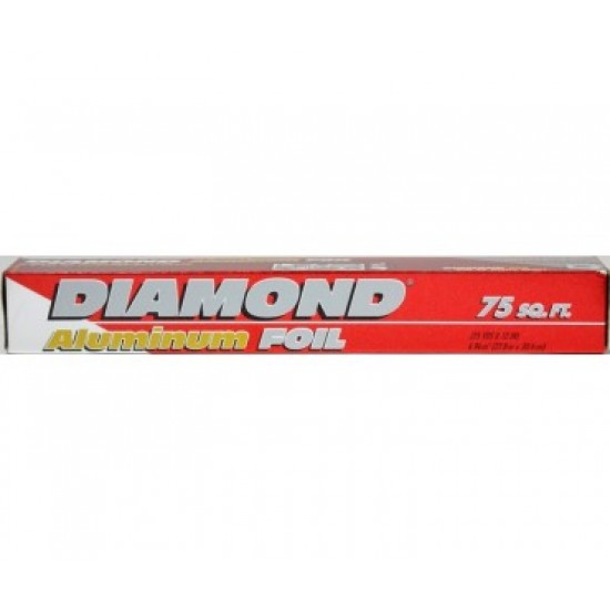 Diamond Aluminum Foil -75sq.ft