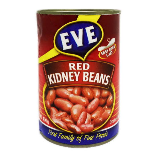 Eve Red Kidney Beans -400g