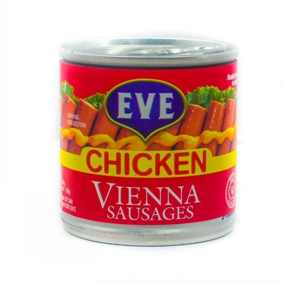 Eve Chicken Vienna Sausages –141g
