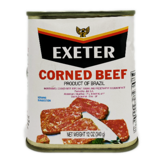 Exeter Corned Beef -340g