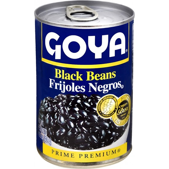 Goya Black Beans -439g