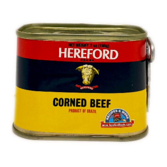 Hereford Corned Beef  -198g