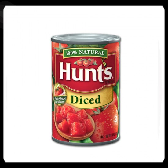 Hunts Tomatoes Diced -14.5oz