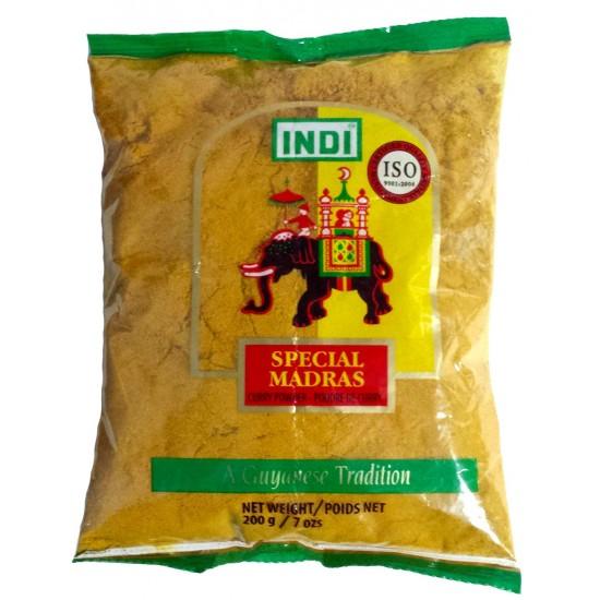 Indi Special Madras Curry Powder 200g