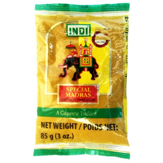 Indi Special Madras Curry Powder 85g