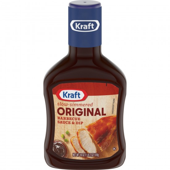 Kraft Original BBQ Sauce -18oz