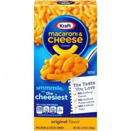 Kraft Macaroni & Cheese -206g