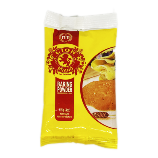 Lion Baking Powder -115g