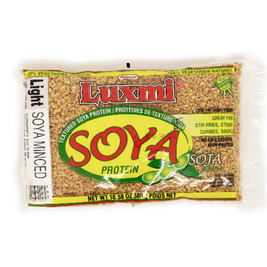 Luxmi Light Soy MInced -300g