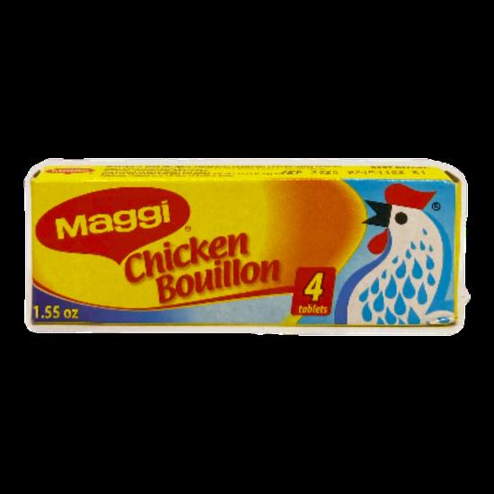 Maggi Chicken Bouillon 4 tabs