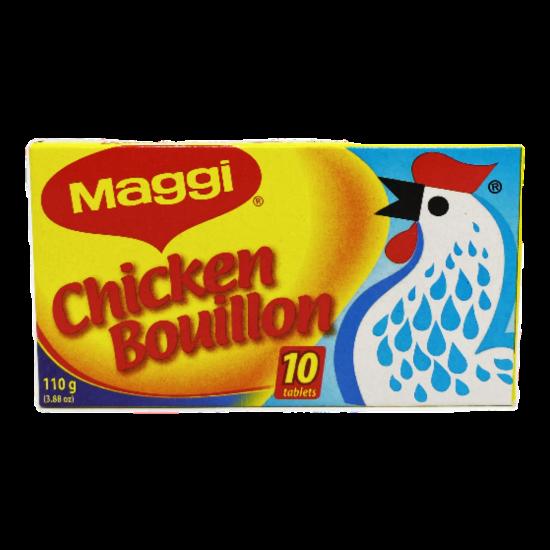 Maggi Chicken Bouillon 10 tabs