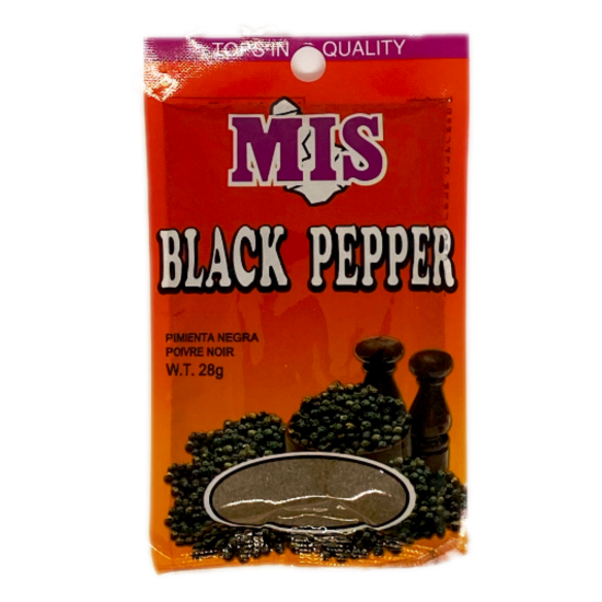 MIS Black Pepper Powder -28g