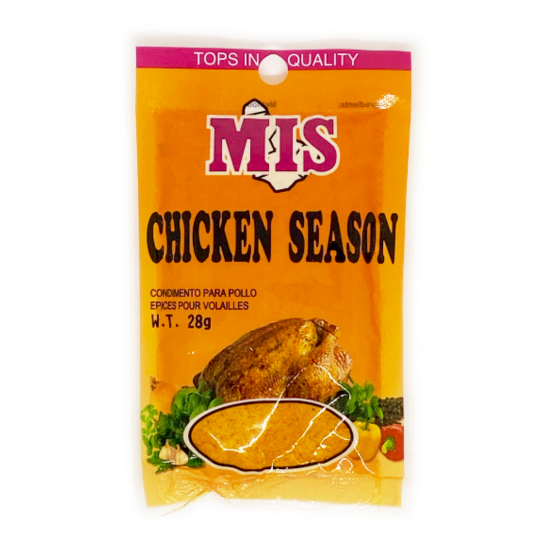 MIS Chicken Season -28g