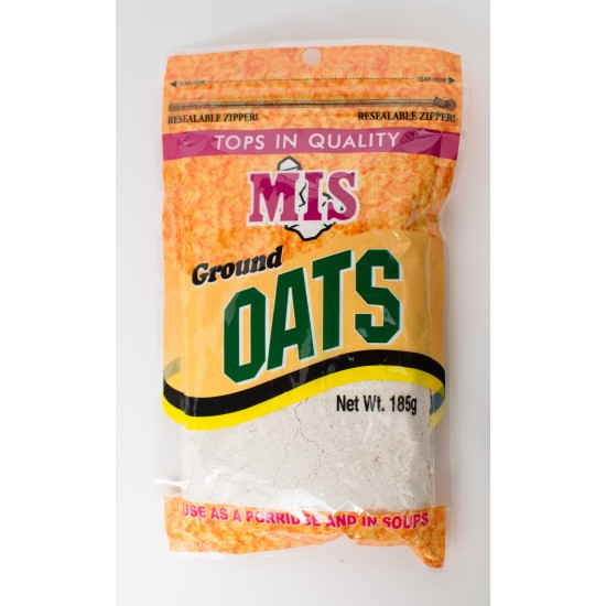 MIS Ground Oats -185g