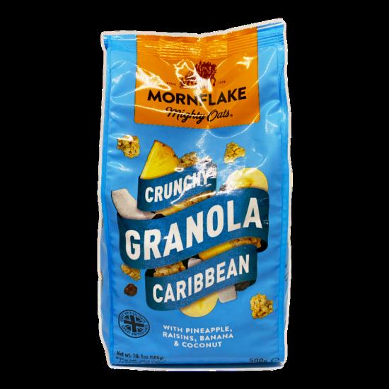 Mornflake Crunchy Granola Caribbean -500g