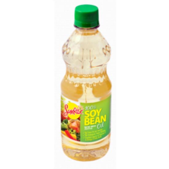 Sunrise 100% Soybean Oil -500ml