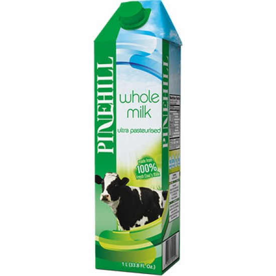 Pinehill Whole Milk 1L