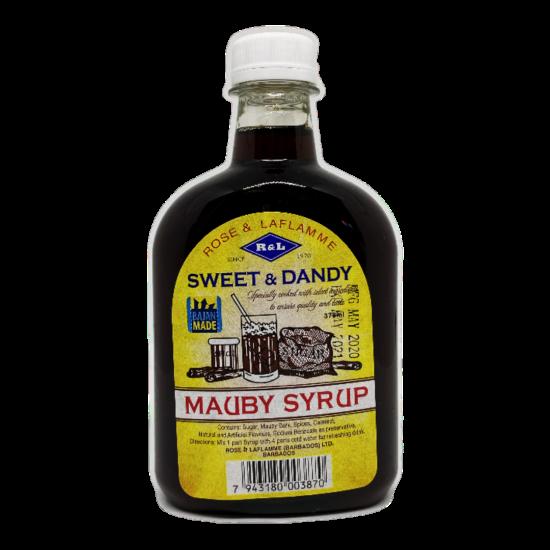 R&L Sweet & Dandy Mauby Syrup -375ml
