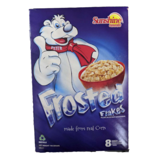 Sunshine Frosted Flakes -284g