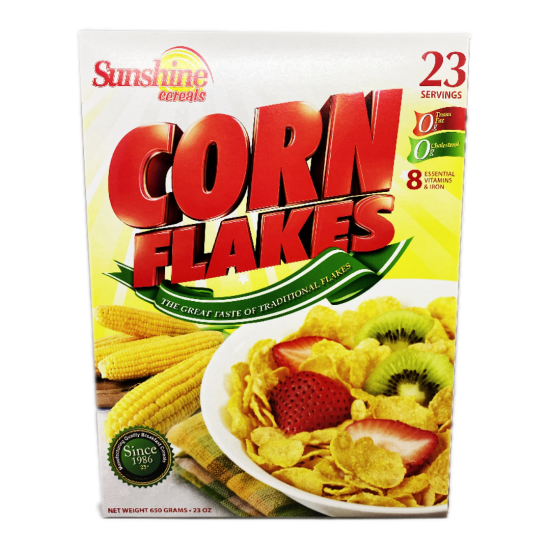 Sunshine Corn Flakes -650gm