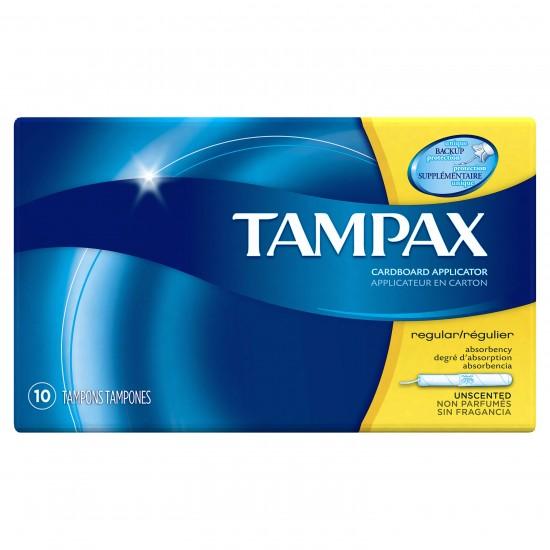 Tampax Regular Tampons -10