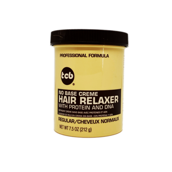 Tcb Hair Relaxer Regular -212g