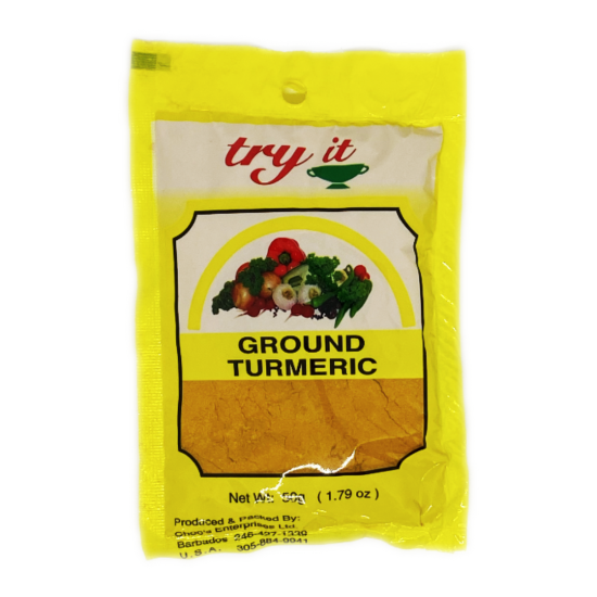 Try It Ground Turmeric -50g