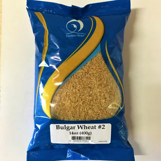 Bulgar Wheat #2 400g